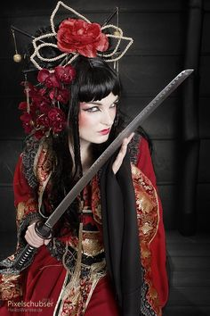 Jumeria Nox  #Fashion #Geisha