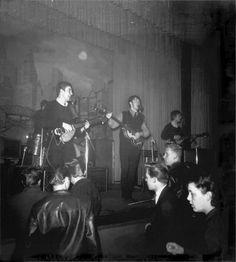 * The Beatles! * At The Star-Club. Hamburg, Germany. 1-14 November and/or 18-31 December 1962.