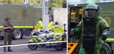 #IRLANDIA - #BOMBA NA OSIEDLU - EWAKUOWANO MIESZKAŃCÓW