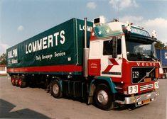 Volvo - Transportbedrijf Lommerts uit Delzijl, Holland