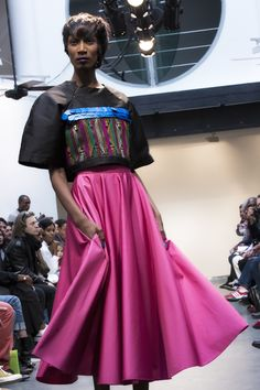 "Imane Ayissi presents Collection ""Meullara"" Spring Summer 2015"