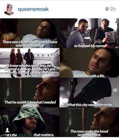 Arrow - Quentin Lance #2.19 #Season2