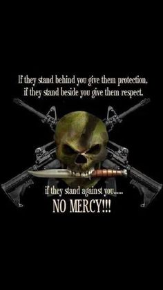 Molon Labe - No mercy. Makes sense good words to live by. Military Quotes, Military Humor, Military Life, Marine Quotes, Way Of Life, The Life, Molon Labe, Warrior Quotes, Thats The Way