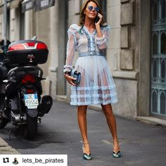 #Repost @lets_be_pirates with @repostapp @gucci ・・・ ANNA @anna_dello_russo during #MFW #SS17 www.letsbepirates.net #StreetStyle #Moda #Fashion #FashionWeek #Milan #Italy #Style  #Girl #Beauty #Beautiful #Instagood #Pretty #Styles #Outfit #ootd #Outfitoftheday #Lookoftheday #Amazing #Instadaily #Instafollow #Followme #Nofilter #Instashot #instgamood #picoftheday #pictureoftheday