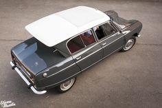 """Citroën ami6 maintenant on la trouve """" intéressante """" mais à l' époque on la trouvait plutôt """" moche """" !"""