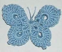 Free Butterfly Crochet Patterns - Bing Images