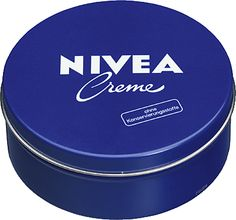 Nivea Creme is one of my favourite beauty products. Heavy but it keeps the moisture in. Perfect for hard water and dry climates. Also love the iconic blue tin that is recognizable anywhere in the world. Also love that it is a product for the masses. Soft Legs, Nostalgia, Best Lotion, Lotion For Dry Skin, Beauty Regime, Facial Cream, Best Natural Skin Care, Best Moisturizer, I Feel Good