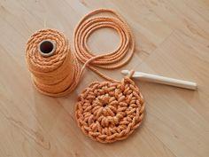 PUNTOBOBO Agujas de madera artesanales para tejer: Cuerda macramé para tejer en primavera