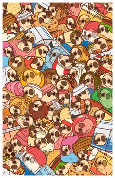 Where's Wuglie? New poster design coming soon! - Puglie