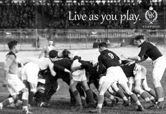 Live as you play. #clkpolo #rugby