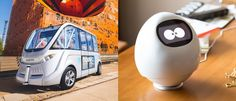 De la navette électrique autonome à l'arrosage intelligent, un nouveau tour du monde de l'innovation en vidéo