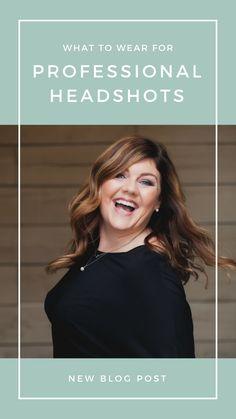 Does your brand need a refresh? About that time to book professional headshots for your business or team? Make sure you know what to wear for amazing results you're proud to show off. #headshots #portraits #photography #whattowear #style #ideas #recommendations