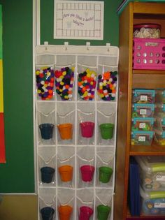 "i LOVE this idea for encouraging kindness in the classroom community--there's also a picture book called ""How Full is Your Bucket?"" =)"