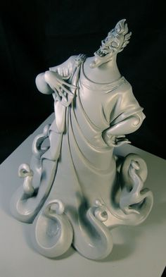Hades maquette by Masked Avenger Studios