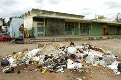 Vendedores del mercado de honduras esperan por promesa del Alcalde David Collado