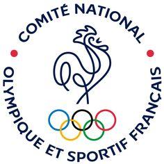 New Logo for Comité National Olympique et Sportif Français by Leroy Tremblot
