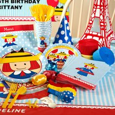 Madeline Party Packs