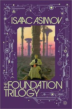 """A landmark of science fiction's """"Golden Age,"""" Isaac Asimov's Foundation Trilogy--which comprises the novels Foundation, Foundation and Empire, and Second Foundation--has long been regarded a visionary masterpiece whose astonishing historical scope perfectly conveys science fiction's sense of wonder. First published as a cycle of stories in the 1940s and '50s, Asimov's iconic trilogy has endured to become, like the author himself, a legend of science fiction. A must read!"""
