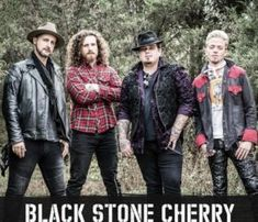 BLACK STONE CHERRY Announce Dec. U.K. Tour w/ THE CADILLAC THREE & MONSTER TRUCK