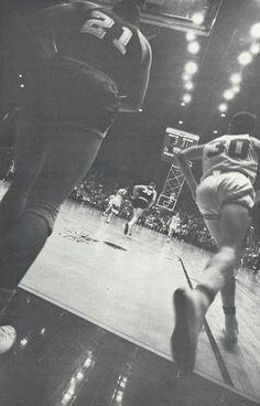 1960-61 Oregon basketball. From the 1961 Oregana (University of Oregon yearbook). www.CampusAttic.com