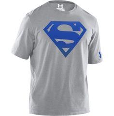 Under Armour Men's Alter Ego Superman Graphic T-Shirt