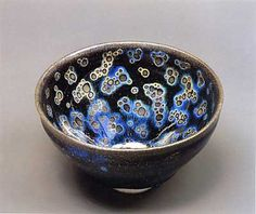 Yohen Temmoku / tea bowl / Song dynasty, 12-13th century Jian ware / Japan