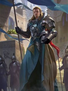 Unnamed captain of the guard in Nmir, the capitol of Sunfall