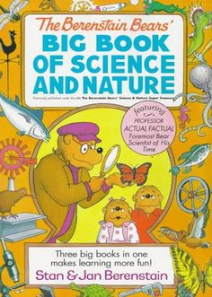 This is THE best science book and kids love it. For ages about 4-8 it teaches states of matter, simple machines, seasons and more.