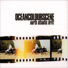 Ocean Colour Scene - North Atlantic Drift (2003) | Exile SH Magazine Ocean Colour Scene, Music Artwork, Record Collection, Magazine, Album, My Favorite Things, Color, Inspiration, Truffle