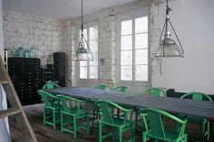 Amber Interior Design: Emerald City
