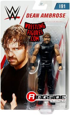 WWE Basic Action Figure Series 87 Dean Ambrose *BRAND NEW*