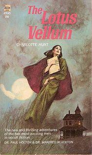 Charlotte Hunt - The Lotus Vellum