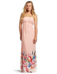 ONeill Juniors Serenade Maxi Dress, Tropical Peach, Medium ONeill,http://www.amazon.com/dp/B00781AHWK/ref=cm_sw_r_pi_dp_LBGtrbF478A948AA