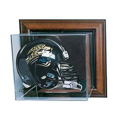 Seattle Seahawks NFL Case-Up Full Size Helmet Display Case