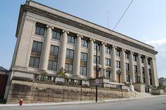 Municipal Building, Danville, VA, via Flickr.