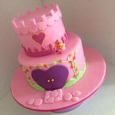 fairy princess castle | Pretty Witty Cakes