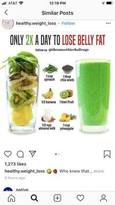 cea mai bună pierdere în greutate din kale smoothie)