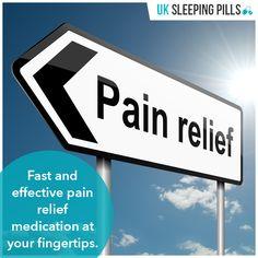 Fast and effective pain relief medication at your fingertips.