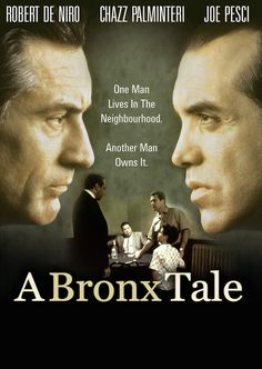 Directed by Robert De Niro. With Robert De Niro, Chazz Palminteri, Lillo Brancato, Francis Capra. A father becomes worried when a local gangster befriends his son in the Bronx in the A Bronx Tale Movie, Alfred Hitchcock, Mobsters Movie, Mafia, Movies Quotes, Gangster Movies, Netflix, Bon Film, About Time Movie