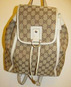 Gucci Backpack  www.greatlabels.com