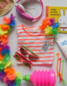Five essential summer holiday items for children - read this list if you're off on holiday!