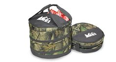 Camo Cooler that folds flat - easy to store
