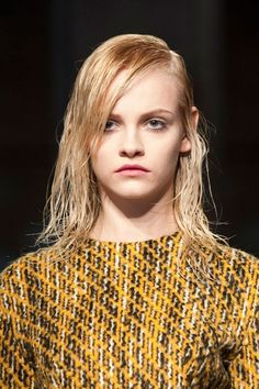 Fall 2013 Hair Trend Report: The Wet Look