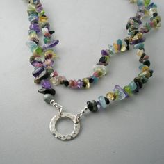 A+Necklace+An+Eye+Glass+Holder+A+Badge+by+Stoneberri+on+Etsy,+$45.00