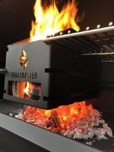 Barbecue Grill, Grilling, Outdoor Decor, Kitchen, Home Decor, Bar Grill, Types Of Welding, Cafes, Restaurants