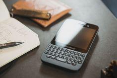 Blackberry Q5  my new baby.
