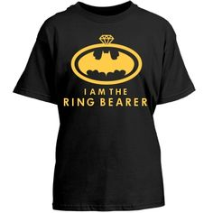 Shop and customize these Ring Bearer designs. Put it on t-shirts, hats, coffee mugs, phone cases, and more. Find the perfect Ring Bearer gift. Diamond Stacking Rings, Unique Diamond Engagement Rings, Gold Diamond Rings, Ring Bearer Shirt, Ring Bearer Gifts, Batman Wedding Rings, Personalized T Shirts, Knight, Wedding Ideas