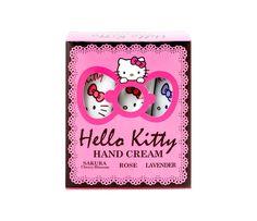 Hello Kitty 3 piece Hand Cream Set