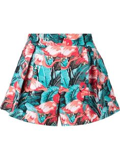 Shop Elle Sasson flamingo shorts in Hampden from the world's best independent boutiques at farfetch.com. Shop 300 boutiques at one address.