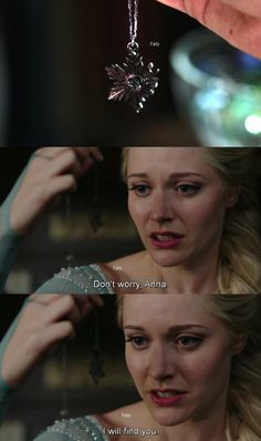 """""""Don't worry Anna, I'll find you."""" - Elsa - 4 * 1 """"The tale of two sisters."""""""